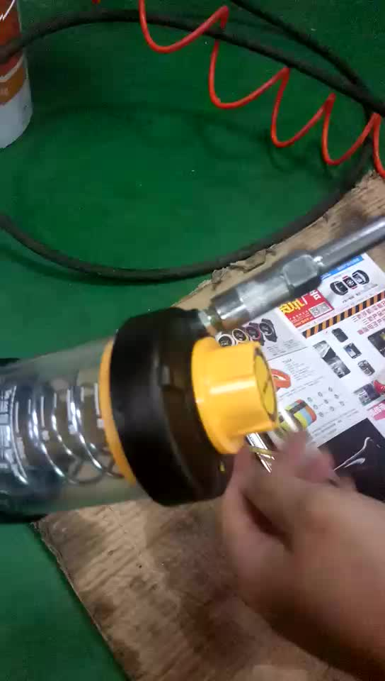 pulsarlube S100/KLT1500注脂器添加油脂方法二