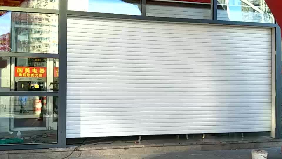 天津河西区电动卷帘门定制安装,卷帘门维修中心