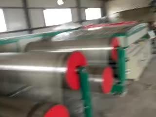 塑料编织袋设备高速拉丝机(LF120/1200B)