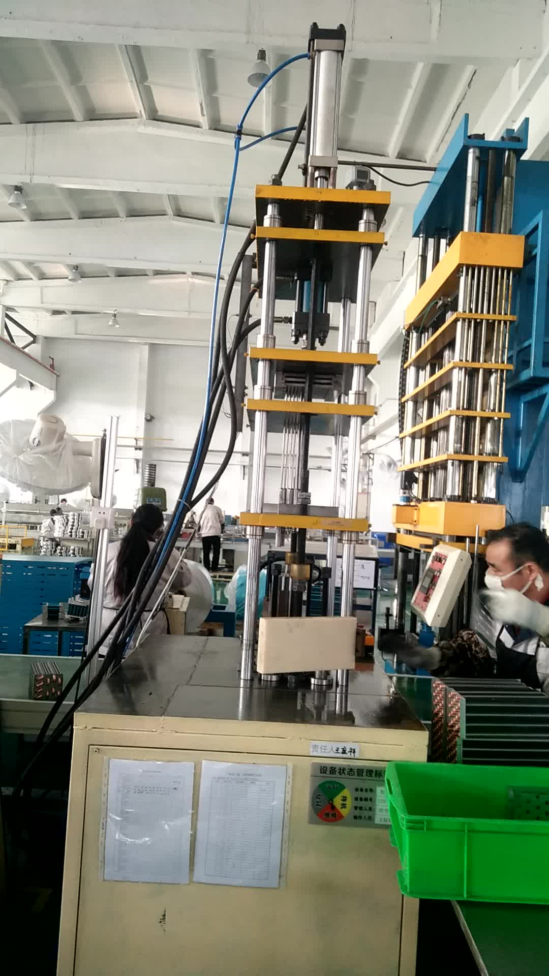 立式胀管机 小型蒸发器胀管机